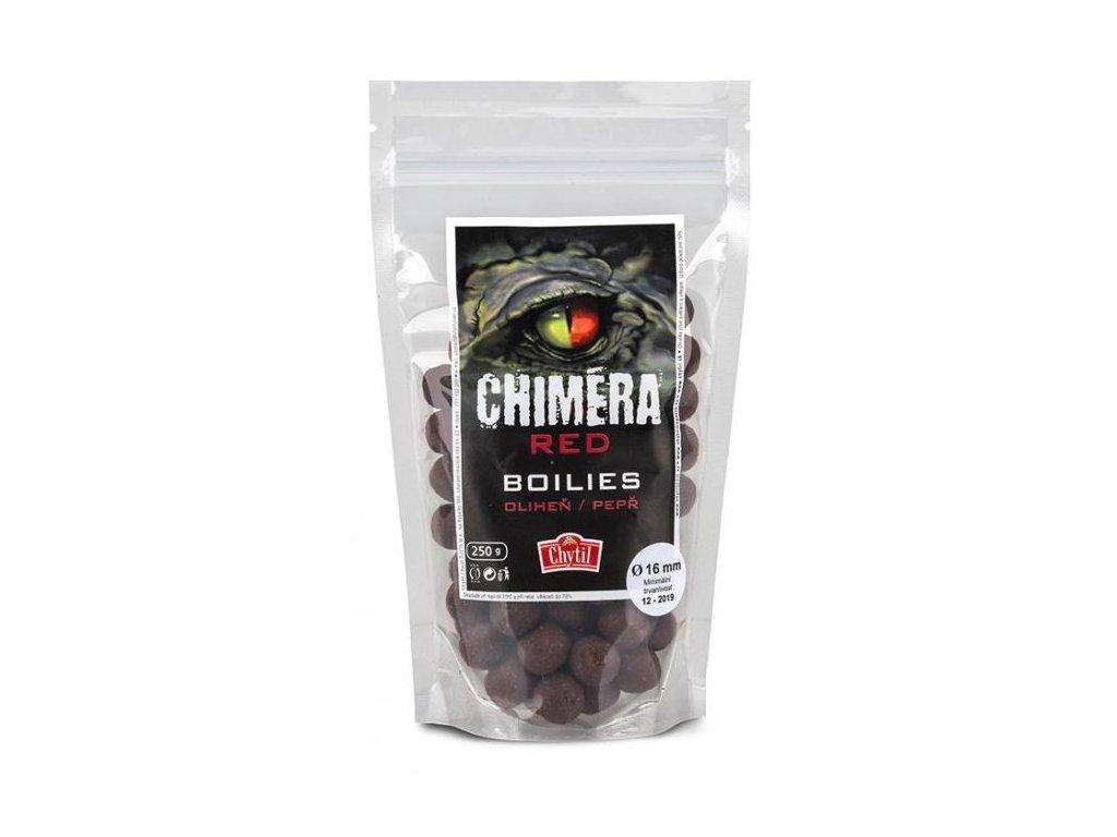 Boilies Chiméra Red - Chytil 250gr 20mm