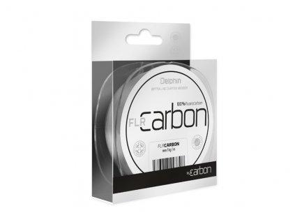 Delphin FLR CARBON - 100% fluorokarbon / 50m