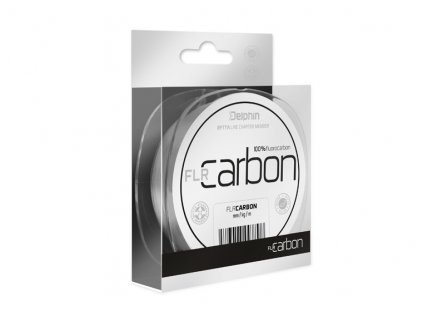 Delphin FLR CARBON - 100% fluorokarbon / 20m