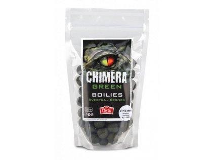 Boilies Chiméra Green - Chytil 250gr 20mm