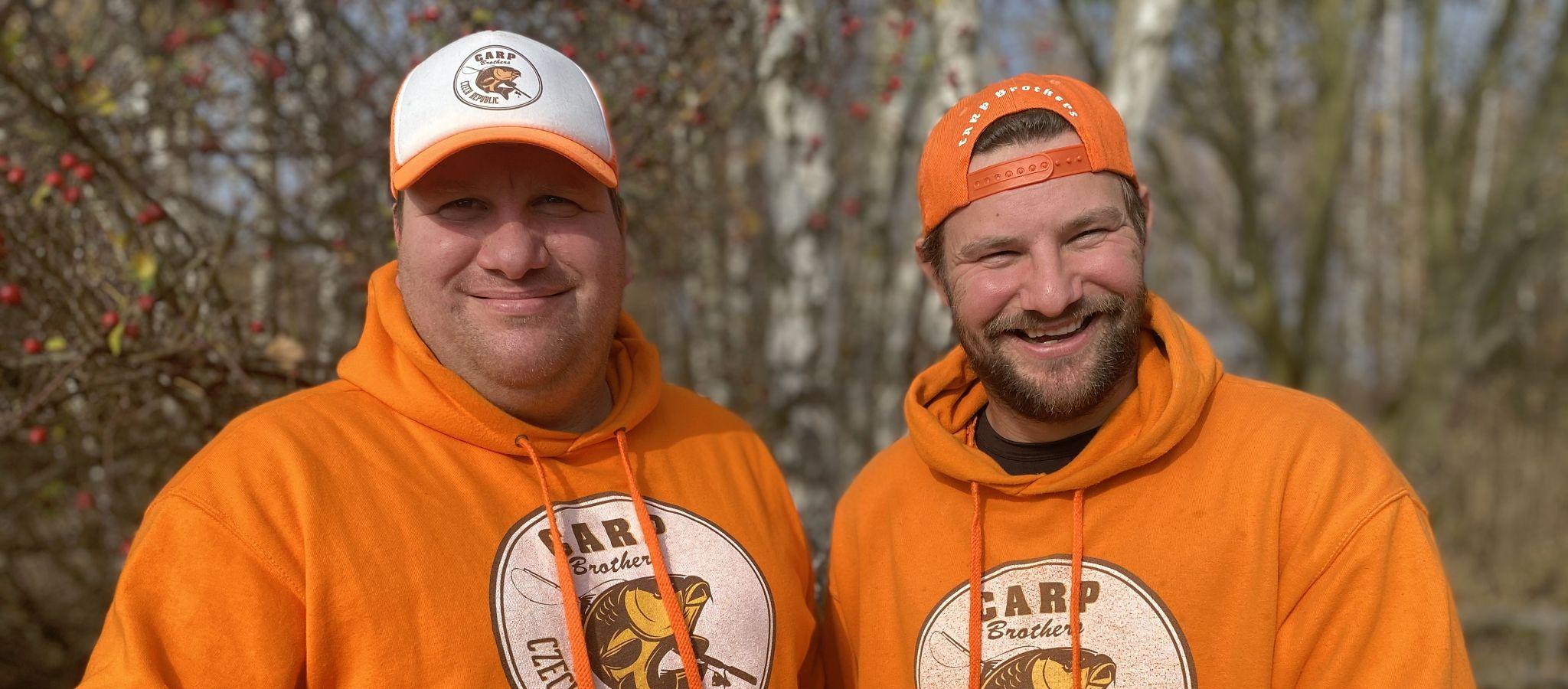 CARP Brothers Ondra Michal