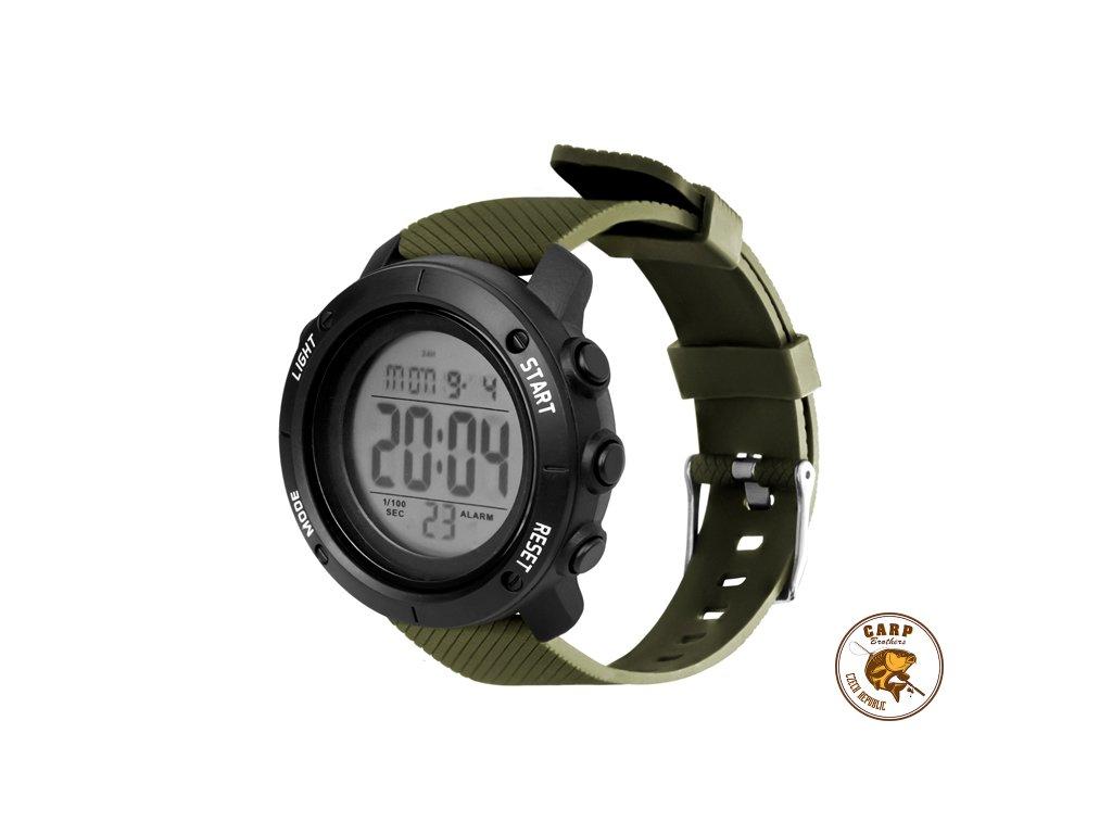 1106 digitalni hodinky delphin wader