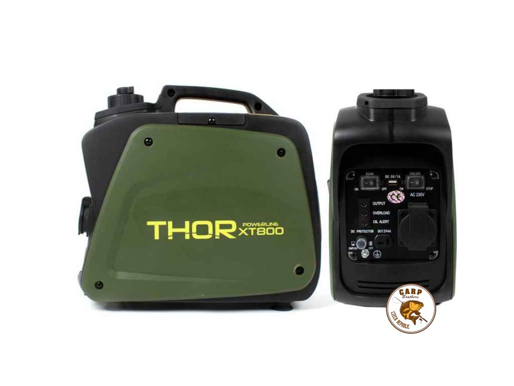 959 thor powerline xt800 generator