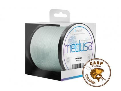 Delphin MEDUSA / transparent (Varianta 0,37mm 22,0lbs 3700m)