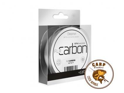Delphin FLR CARBON - 100% fluorokarbon (Varianta 0,90mm 66,1lbs 20m)