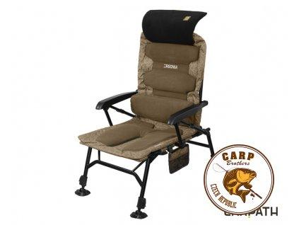 812 luxusni kreslo delphin ergonia carpath