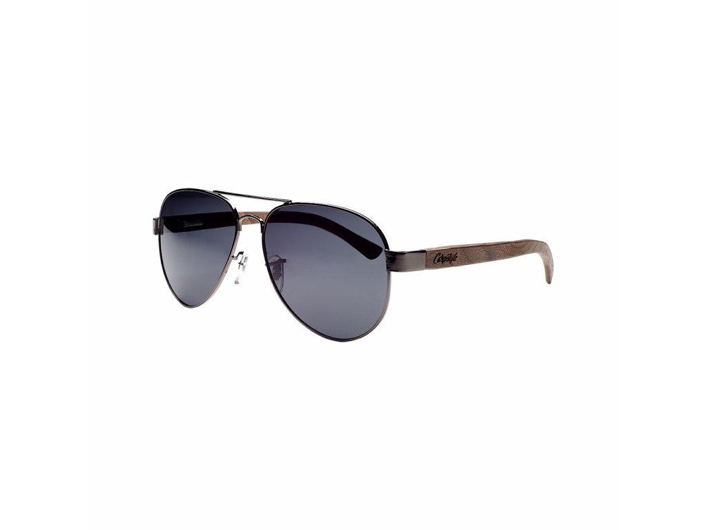 Sluneční Brýle Carpstyle Aviator Iron Grey
