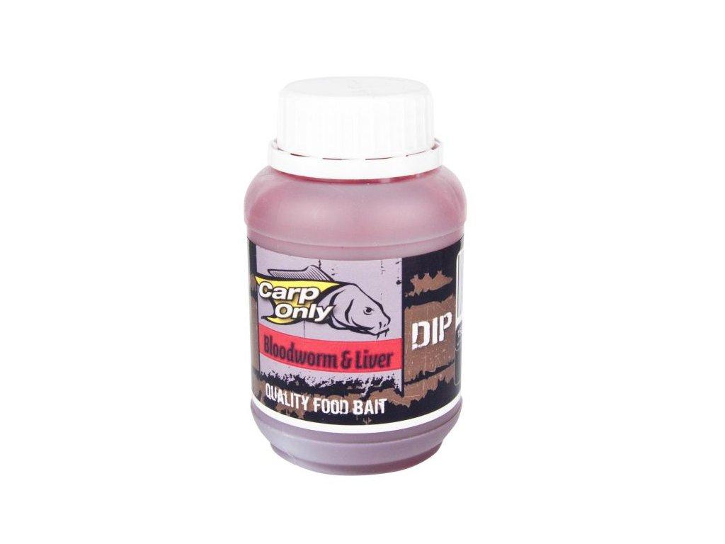 Dip CARP ONLY Bloodworm & Liver 150ml