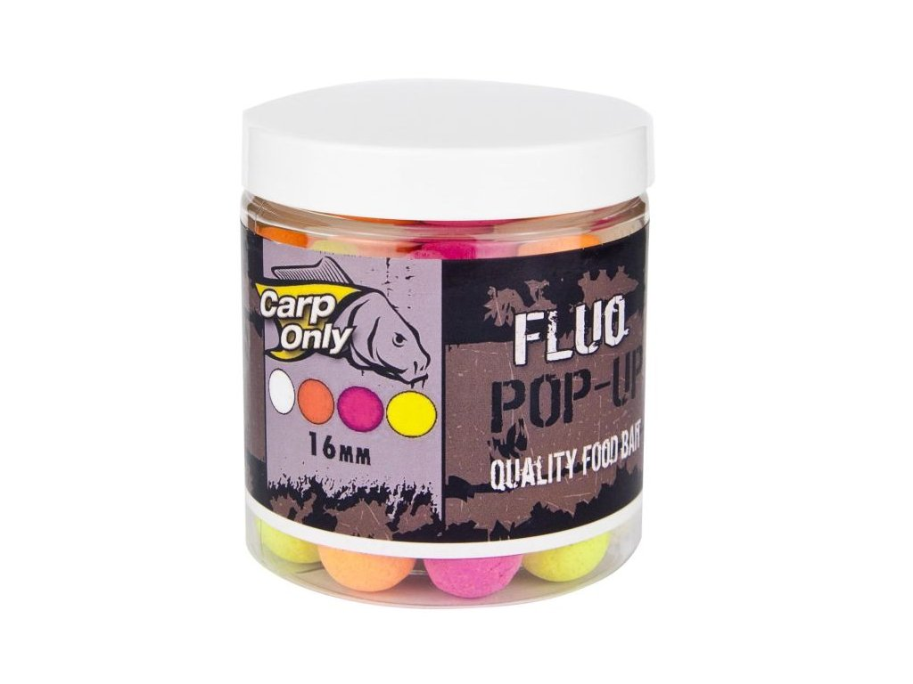 POP UP FLUO MIX 4 BAREV 20MM 80G