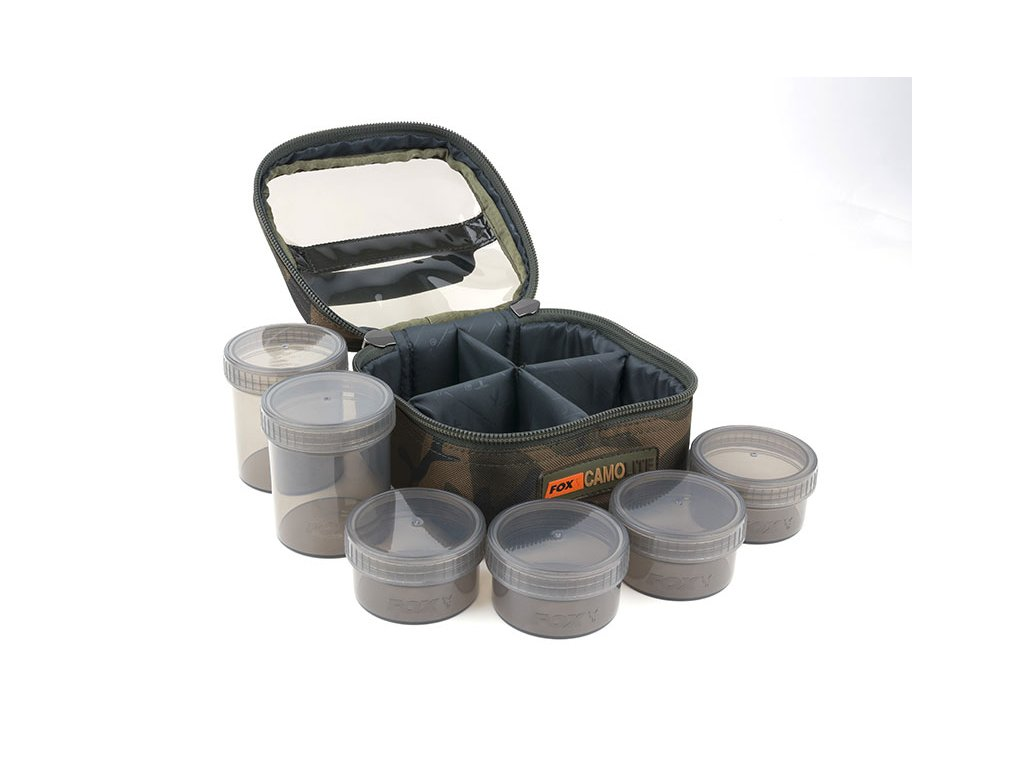Camolite™ Glug 6 Pot Case