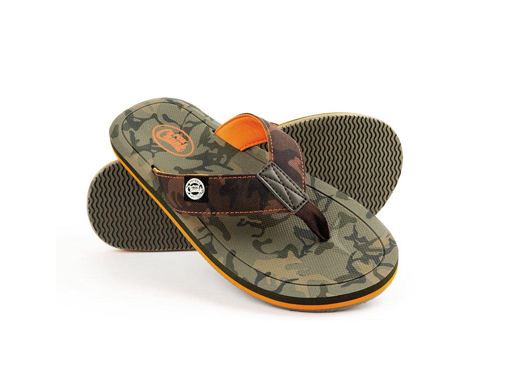 Fox Chunk™ Camo Flip Flops