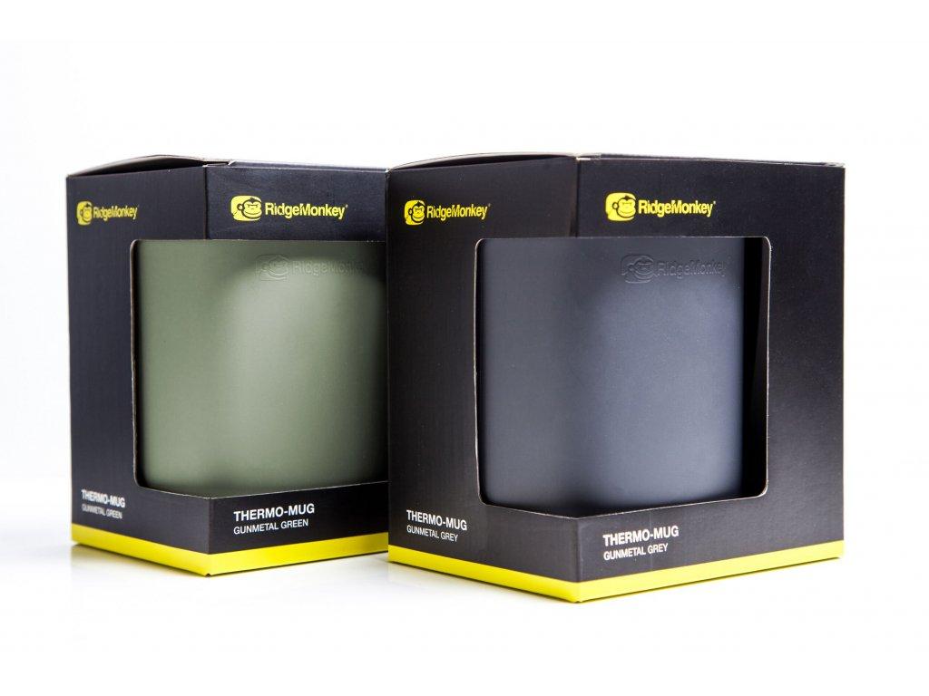 RidgeMonkey: Hrnek ThermoMug Twin Pack 2ks