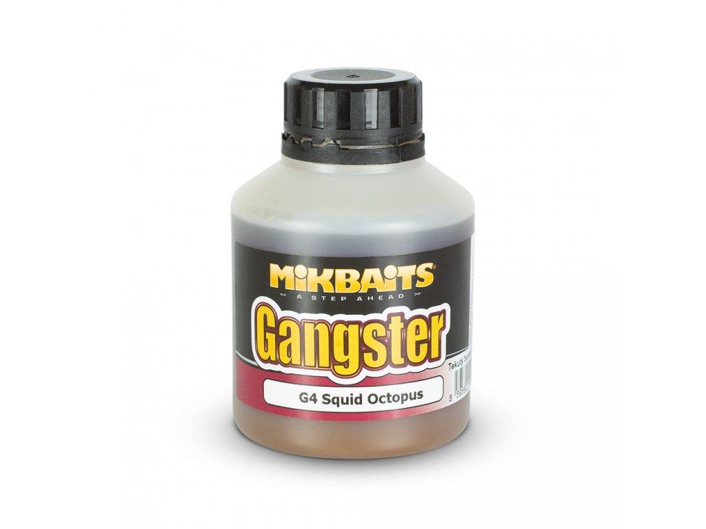 Gangster booster 250ml - G4 Squid Octopus