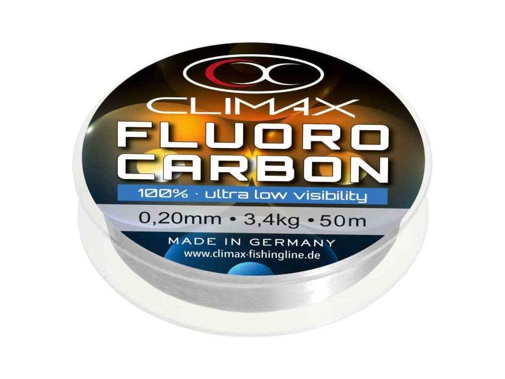 CLIMAX - Fluorocarbon Soft & Strong - 50m průměr 50mm / 14,5kg