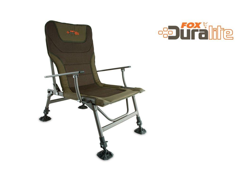 Křeslo FOX Duralite Chair