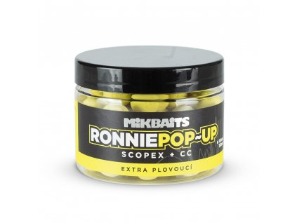Ronnie pop-up 150ml - Scopex + CC 14mm