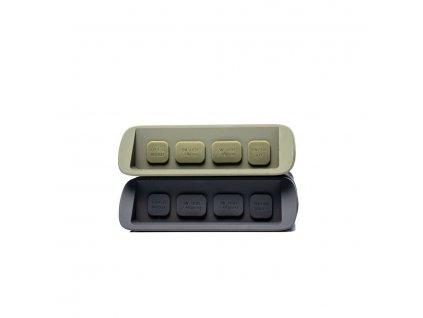 RidgeMonkey: Powerbanka Vault C-Smart Wireless 26950mAh Green