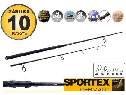 Kaprové pruty SPORTEX Competition CS-4 Breakout