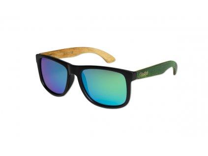 Sluneční Brýle Carpstyle Wayfarer Classic Green Mirror
