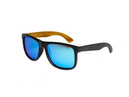 Sluneční Brýle Carpstyle Wayfarer Classic Ice Blue Mirrow