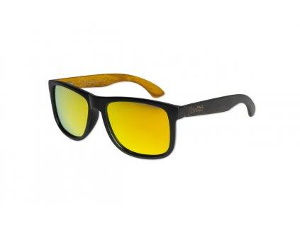Sluneční Brýle Carpstyle Wayfarer Classic Orange Mirror
