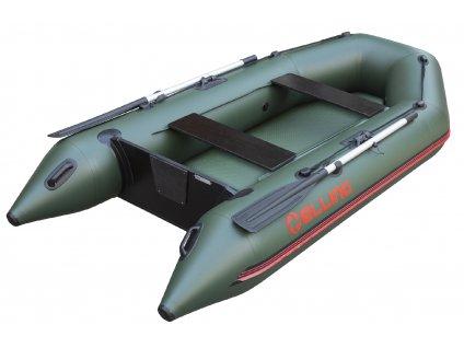 Nafukovací čluny Elling - Forsage 330 s nafukovací podlahou, šedý
