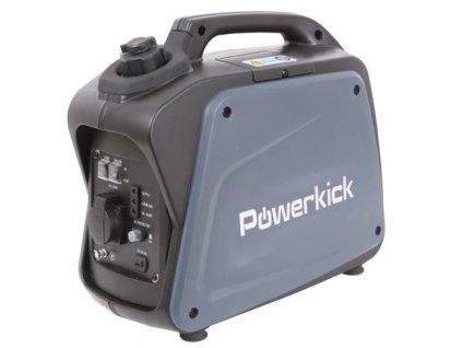 Elektrocentrála - Generator Powerkick 1200 + 1l oleje