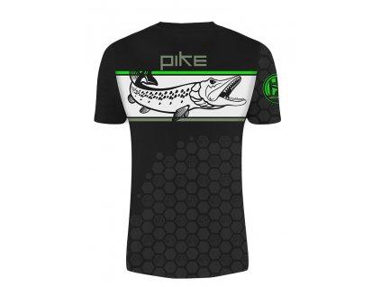 Hotspot Design tričko LINEAR Pike