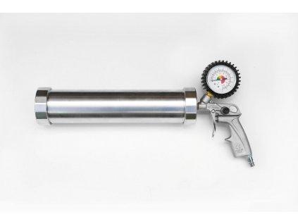 Výtlačná pistole na boilie těsta vzduchová