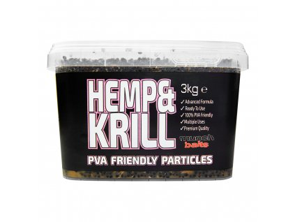 Munch Baits Konopí a Krill 3kg