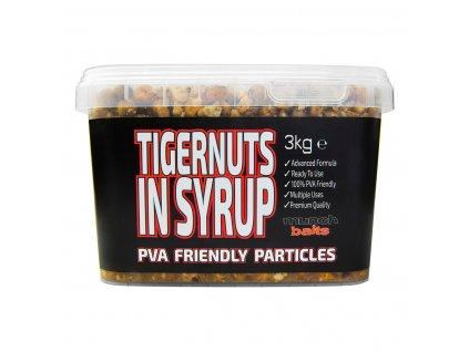 Munch Baits Tygří ořech v sirupu 3kg