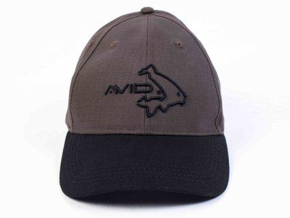 Ripstop Brown Cap