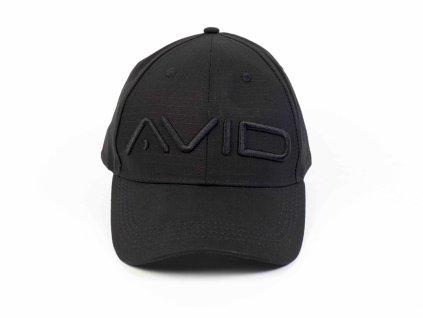 Ripstop Black Cap