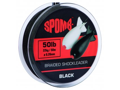 Spomb Shockleader 50lb angle copy