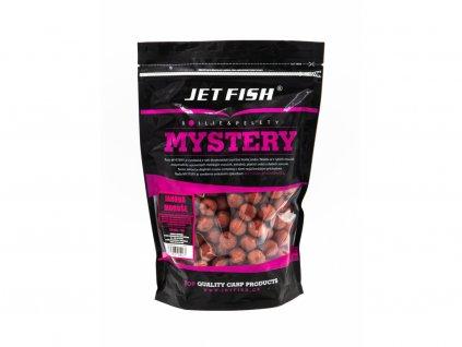 Mystery boilie 1kg - 20mm : JAHODA / MORUŠE