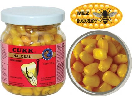 Kukuřice CUKK bez nálevu - 125g MED