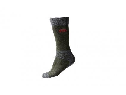 Zimní ponožky - Trakker Winter Merino Socks