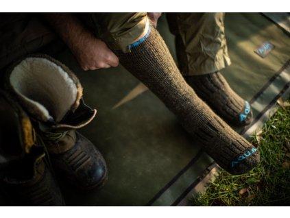 Ponožky Aqua - Aqua Tech Socks size