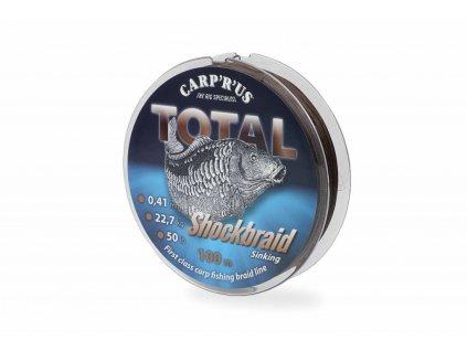 Total Shockbraid - pletená šňůra