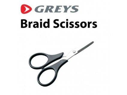 Nůžky Greys Braid Scissors