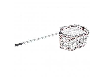 Podběrák s gumovou síťkou Abu Garcia Folding Landind Net Rubber XL 205cm 1díl