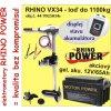 Elektrický lodní motor Rhino VX + Akumulator 65Ah / 12V