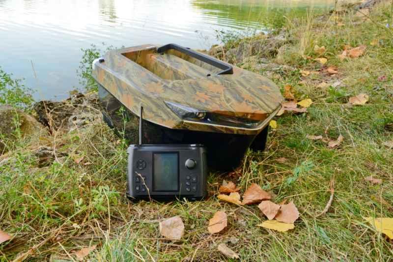 Zavážecí loďka Prisma XL