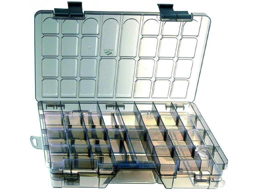 JSA fish Stavitelný box - dvoupatrový 2