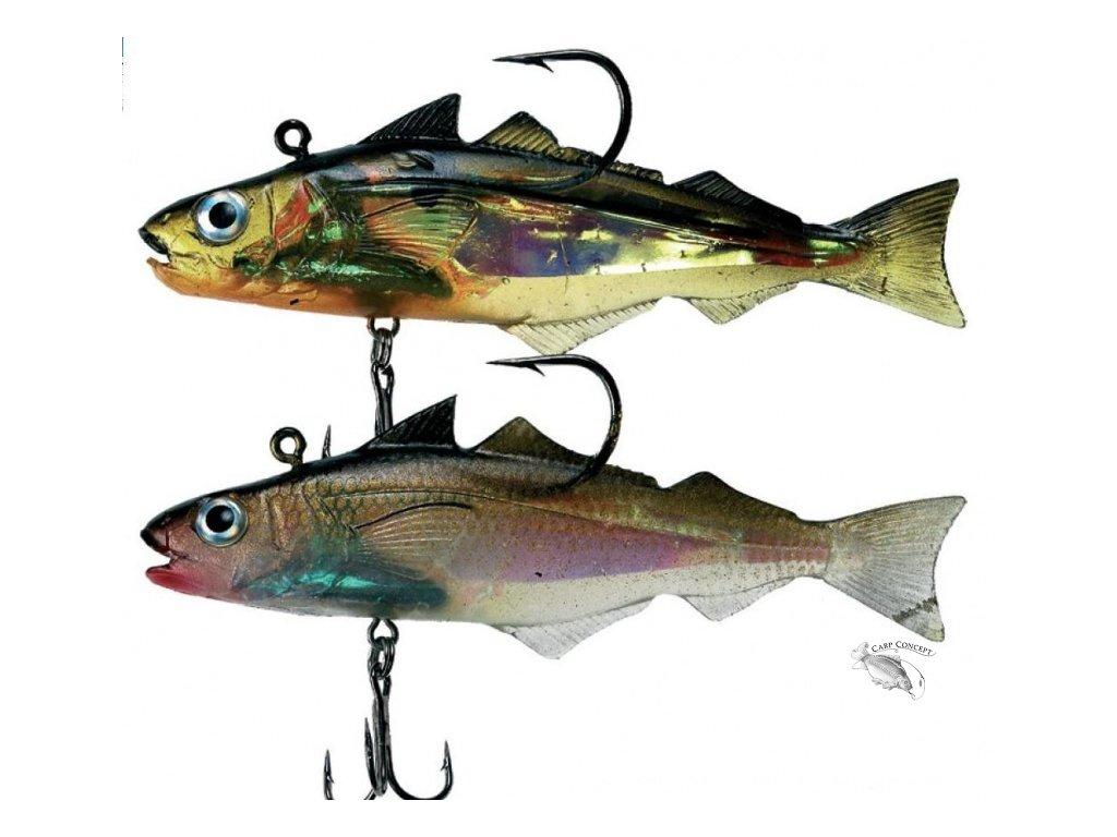 JSA fish Vláčecí ryby IF 2ks - 12cm
