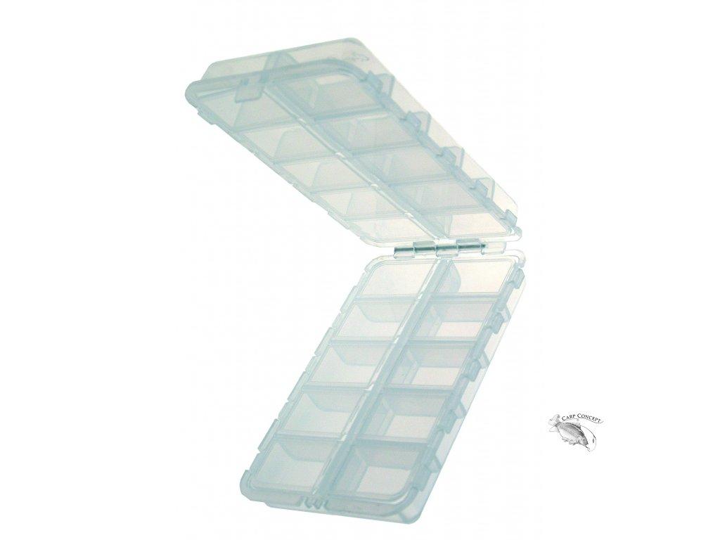 001634 krabička dvojdílná 20 polí