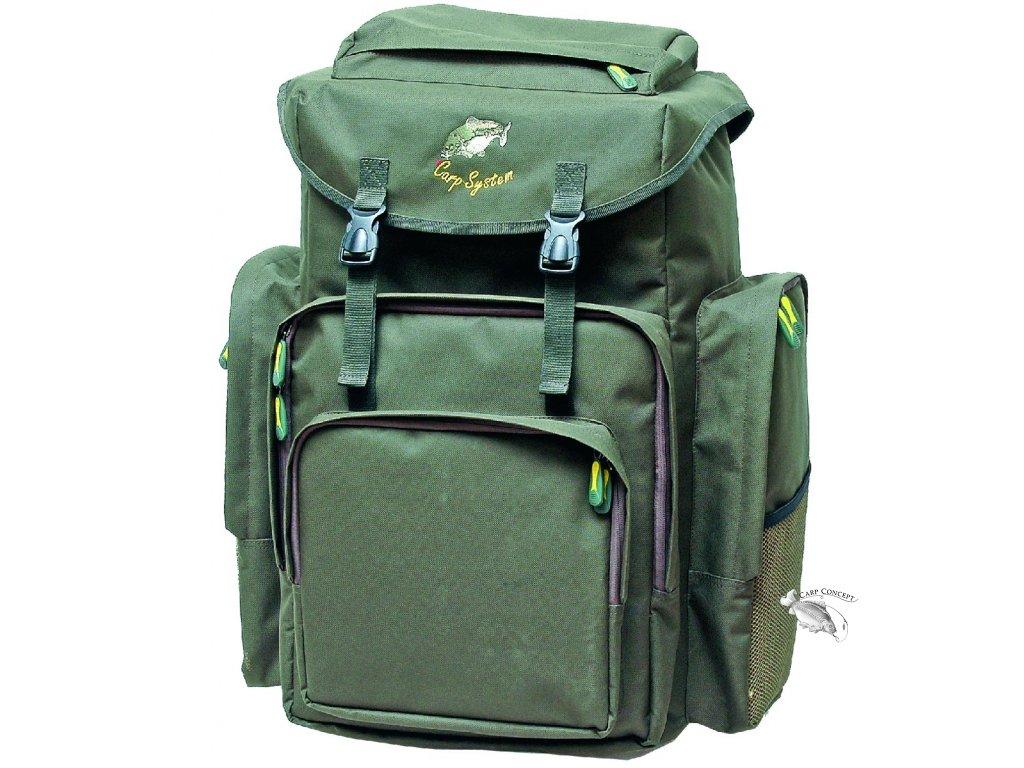 004085 batoh CS zelený 1