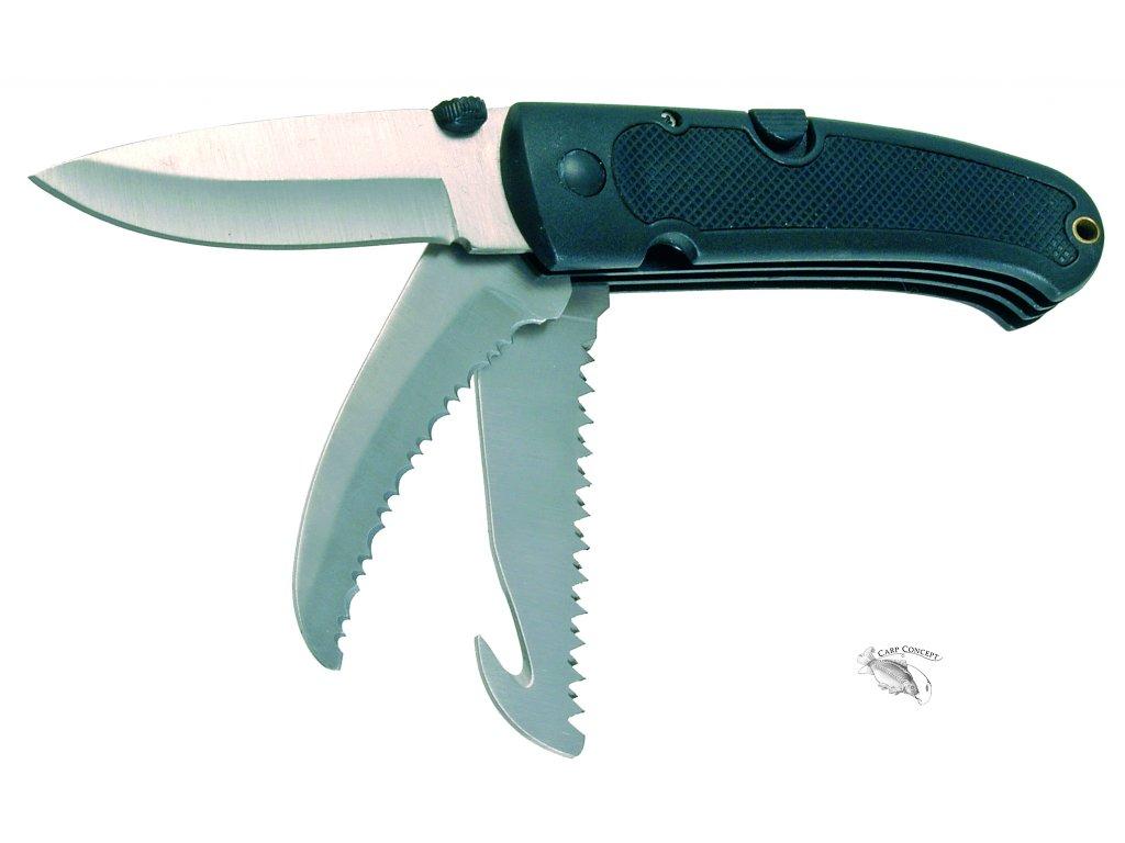 JSA fish Nůž - 3 funkce