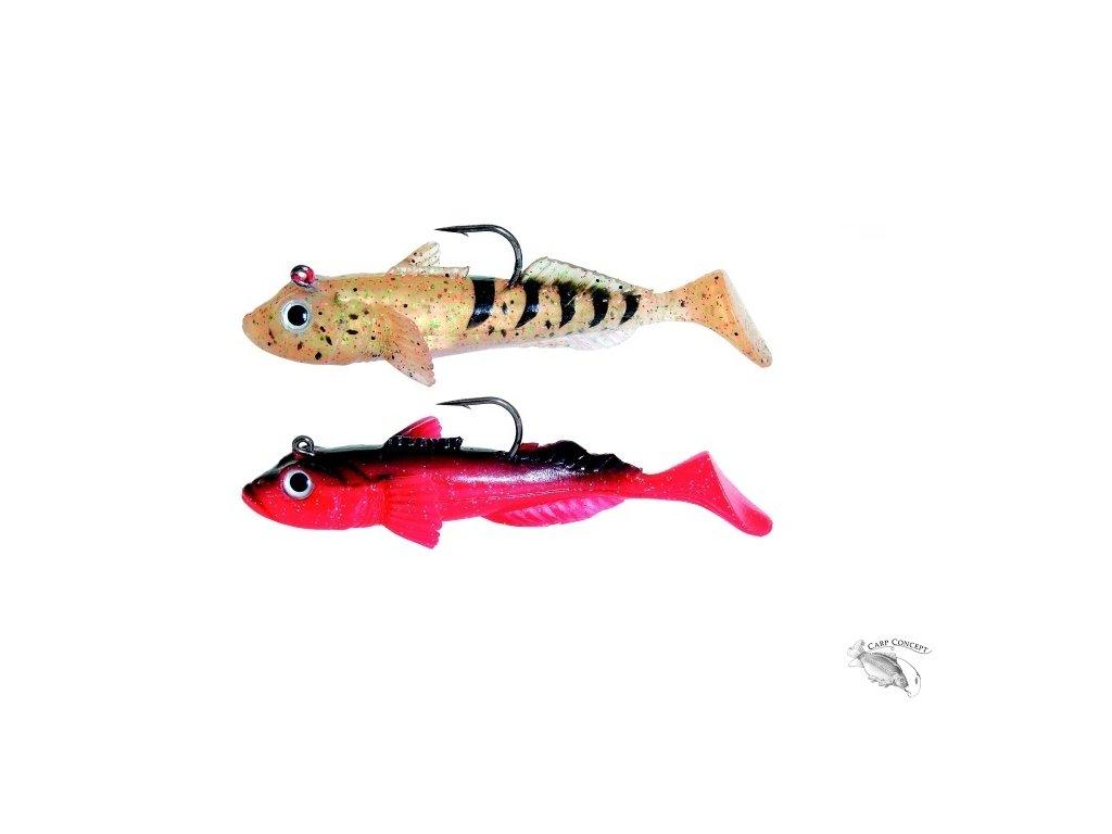 JSA fish Vláčecí ryby Vranky IF 2ks - 9cm