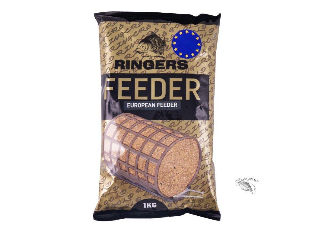 ringers european feeder mix 1kg 1